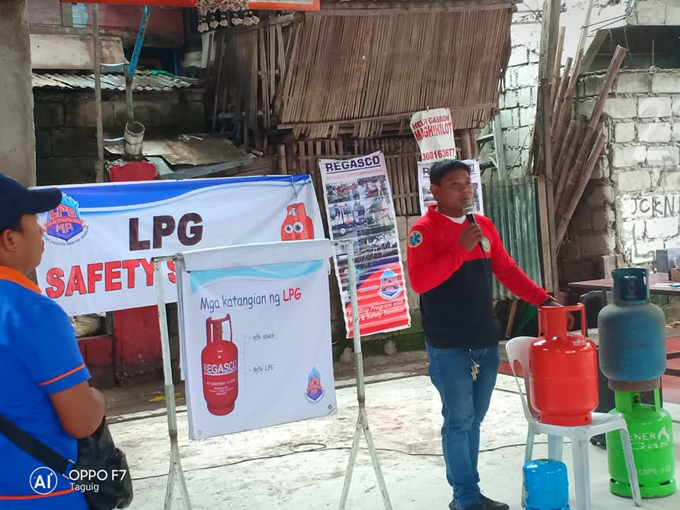 LPGMA Continues Safety and Feeding Programs on the First Half of August (DONE)