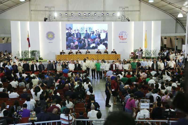 Hon. Albano Heads LPGMA Party-list