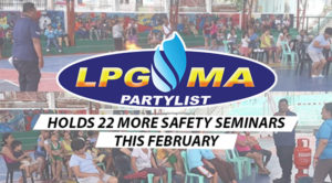 LPGMA Holds 22 More Safety Seminars This February