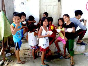LPGMA Feeding Program