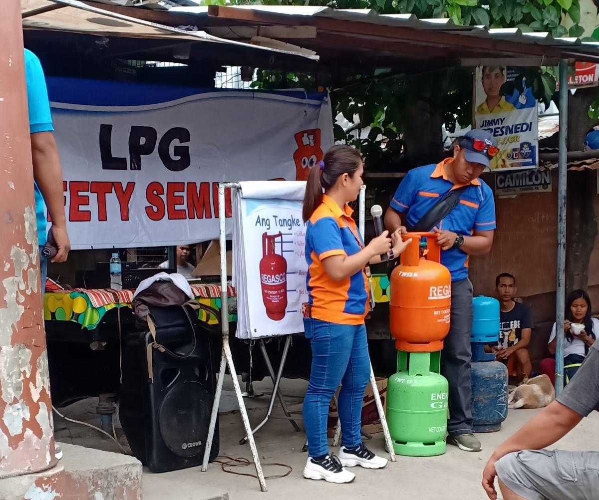 LPGMA Conducts 16 More Safety Seminars