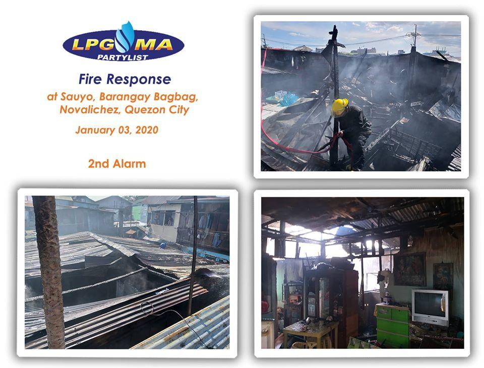 LPGMA – Fire Volunteer Team