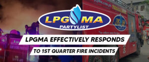 LPGMA Effectively Responds to 1st Quarter Fire Incidents