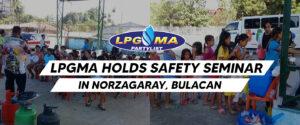 LPGMA in Norzagaray, Bulacan