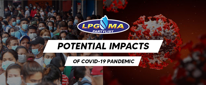 Potential Impacts of Covid-19 Pandemic