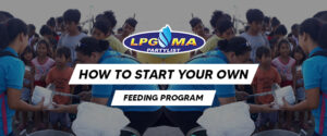 LPGMA on How To Start Your Own Feeding Program