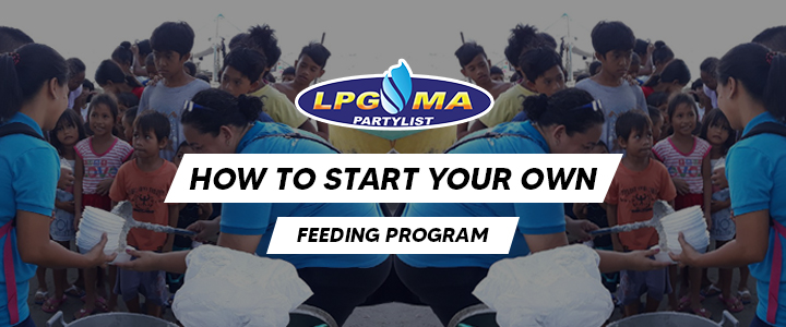 LPGMA on How To Start Your Own Feeding Program