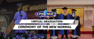 Virtual Graduation: Ceremony of the New Normal