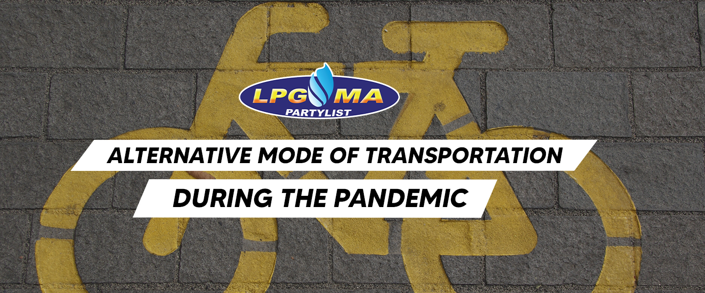 Alternative Mode of Transportation During the Pandemic