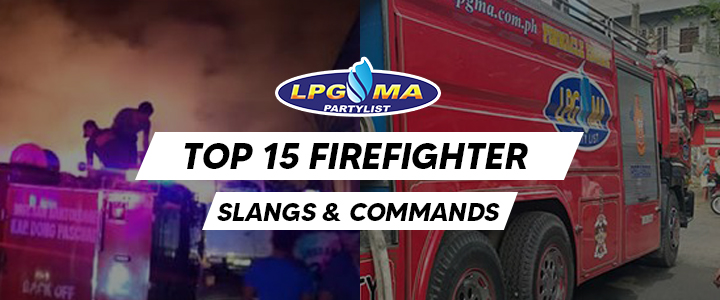 Top 15 Firefighter Slangs and Commands