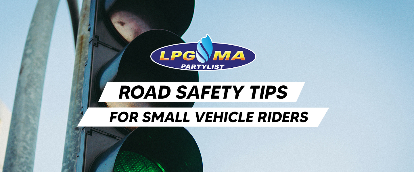 Road Safety Tips for Small Vehicle Riders