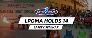 LPGMA Holds 14 Safety Seminars