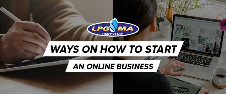 Ways To Start An Online Business