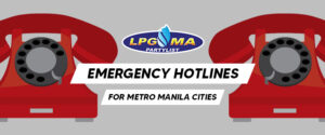 Emergency Hotlines for Metro Manila Cities