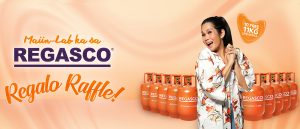 LPGMA Along With Regasco To Launch Regalo Raffle this holiday season
