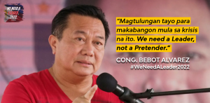 We need a leader, not a pretender — Alvarez