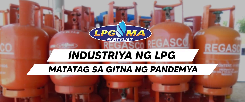 Industriya ng LPG matatag sa gitna ng pandemya